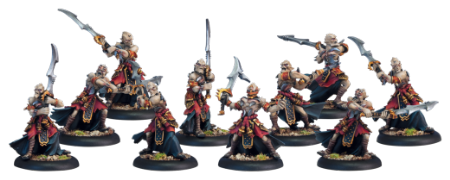 Skorne Nihilators  (10)